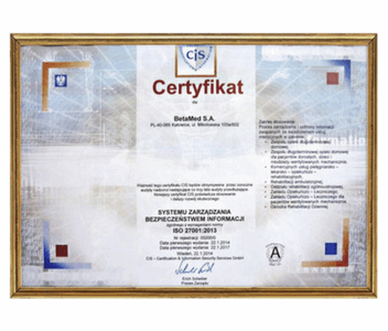 ISO 27001:2013 Information Security Management System Certification