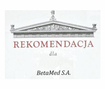 Rekomendacja - członkostwo w Business Centre Club