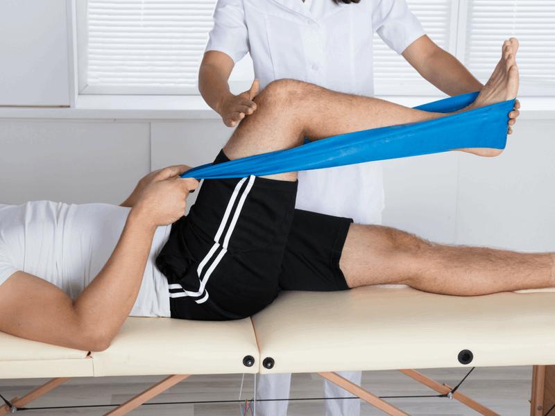 Rehabilitacja pacjenta w poradni rehabilitacyjnej - BetaMed