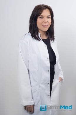 Joanna Nowak - neurolog