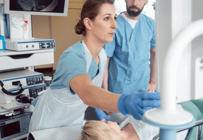 endoskopia - mobile