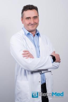 endoskopista Przemysław Ramos